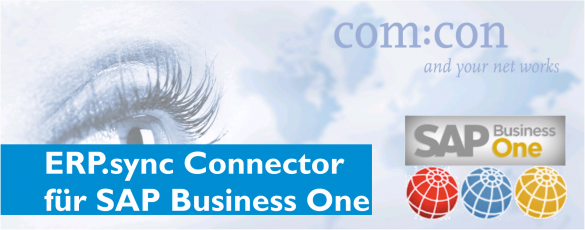 ERP.sync SAP Business One - Connector